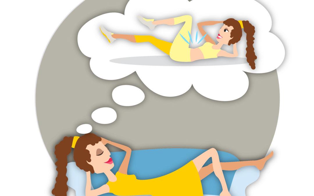 Gespierd worden zonder fysieke inspanning?